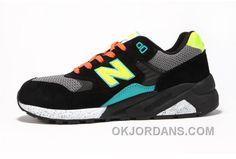 http://www.okjordans.com/new-balance-580-men-black-ksyzj.html NEW BALANCE 580 MEN BLACK KSYZJ Only $63.00 , Free Shipping!