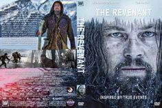 The Revenant DVD Custom Cover