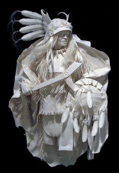 "Warriors in the Wind-""Pronghorn Spirit""   Eckman Fine Art"