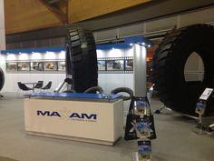 #MaxamTire #2013 #Tire #Tyre #Tires #Show #AIMEX #Sydney #Australia #Stamford #Exhibition #OTR #Solid #Pneumatics #Industrial #Construction #Mining #Smooth #Running