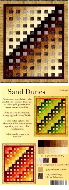 Image - Quilt Pattern