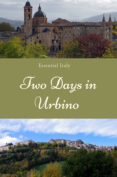 How to spend 48 hours in Urbino, Le Marche! Family Friendly Holidays, Best Of Italy, Medieval Town, Amalfi, Amazing Places, Cool Places To Visit, Travel Guides, Wonders Of The World, Family Travel