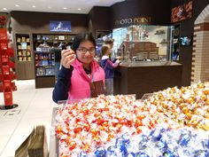 Me having #chocolates @zurich #chocolate #cravings #sweet