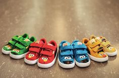 """PUMA Debuts """"Sesame Street"""" Collection for Kids - Freshness Mag"""