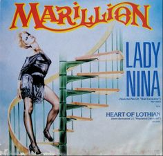 Marillion 45 RPM Cover https://www.facebook.com/FromTheWaybackMachine