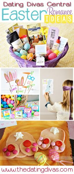 Lots of fun Easter ideas!