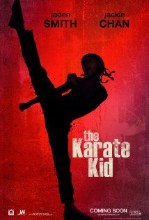 The Karate Kid: Work causes a single mother to move to China with her young son; in his new home, the boy embraces kung fu, taught to him by a master.