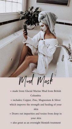 Epoch Mud Mask, Marine Mud Mask, Glacial Marine Mud, Facebook Engagement Posts, Skin Drawing, Nu Skin, Healthy Skin Care, Skin Products, Bossbabe