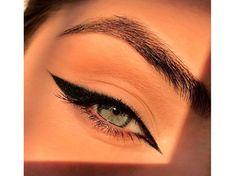 Edgy Makeup, Makeup Eye Looks, Eye Makeup Art, Makeup Inspo, Eyeshadow Makeup, Beauty Makeup, Beauty Skin, Beauty Nails, Scary Makeup