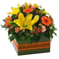 Aranjament floral simplu ARVAS11