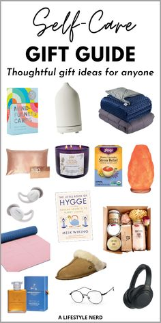 Self Care Gift Guide: Thoughtful Gift Ideas for Everyone. Self care gift ideas for friends, sister and mom. The best self care and wellness gifts for women and men. Self care gift guide perfect for teachers and coworkers. Cheap and inexpensive self care gifts for everyone. Looking for healthy gifts to give someone who is into health, fitness, and self-care? Here are 40 self-care & wellness Christmas gift baskets! Wellness gifts for women and men. #selfcare #selfcarebasket #selfcarequotes 21st Birthday Gifts For Boyfriend, Boyfriend Gifts, Gifts For Boss, Gifts For Women, Christmas Gift Baskets, Christmas Ideas, Stocking Stuffers For Her, Gift Baskets For Women, Cheap Gifts