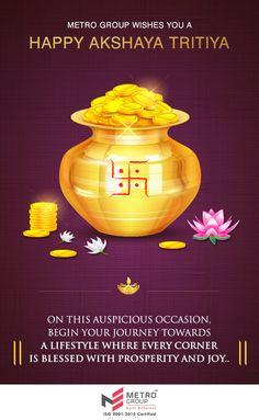 The Garment Bakery wishes you all a very Happy Akshaya Tritiya. Sanskrit Symbols, I Love You God, I Am Blessed, Memories Quotes, Wishes Images, Indian Festivals, Happy Friday, Shiva, Krishna