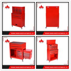 Hot sale stainless steel Garage rolling Storage tools cabinet