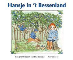 Hansje in 't Bessenland. Over Hansjes avonturen in het rijk van de Bosbessenkoning.