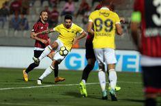 Gençlerbirliği 1-2 FB Ozan'ın gol vuruşu.
