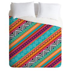 Juliana Curi Navajo 1 Duvet Cover | Deny Designs Home Accessories