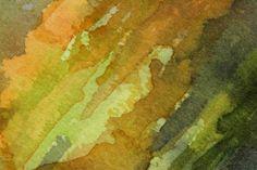 Como fazer uma pintura de aquarela sobre um tecido | eHow Brasil