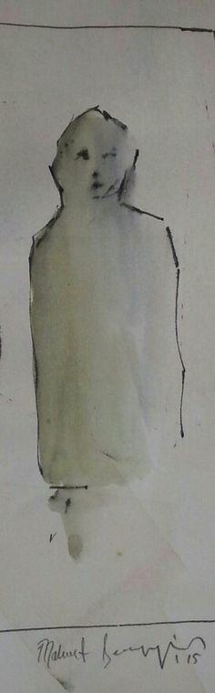 Watercolor mahmut benneyim