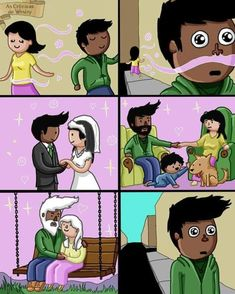 The ugly truth Stupid Funny Memes, Haha Funny, Hilarious, Cute Comics, Funny Comics, Video Humour, Funny Comic Strips, Christian Humor, Morning Humor