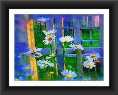 Spring Daisies Downloadable PrintBuy any 1 Get by UrbanDigitalArt, $4.50