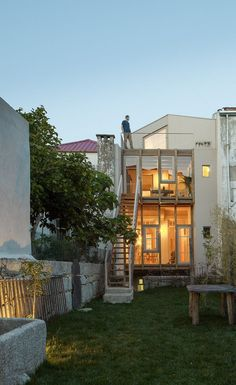 My Happy Place: Anywhere Warmer Than Oregon…and This Porto Home.