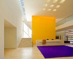 Thornburg Investment Management offices, Santa Fe, NM. Photography by Robert Reck/Courtesy of Legorreta + Legorreta.                        ...