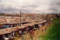 Kumasi, Ghana---loved the market!