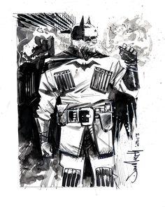 Red Son - Batman by Sean Gordon Murphy