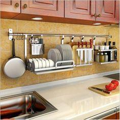 Kitchen furniture design - How To Make Your Kitchen Beautiful And Modern – Kitchen furniture design Kitchen Room Design, Modern Kitchen Design, Home Decor Kitchen, Interior Design Living Room, Home Kitchens, Kitchen Ideas, Kitchen Designs, Minimal Kitchen, Kitchen Hacks