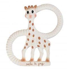 Sophie the Giraffe Teething Ring, £9.99