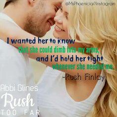 Rush Too Far by Abbi Glines  #AbbiArmy