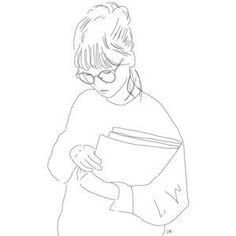 art posts - Evelyn Inkwell: the adolescent years Art And Illustration, Line Drawing, Drawing Sketches, Line Art, Art Du Croquis, Minimalist Art, Art Design, Doodle Art, Easy Drawings