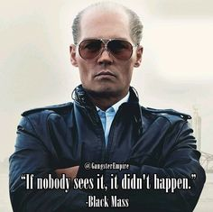 Gangster Quotes, Gangster Movies, Godfather Quotes, Black Mass, Crime Film, Hustle Quotes, Twisted Humor, Johnny Depp, Movie Quotes