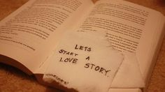 9 Cute Ways to Ask A Girl Out: leave a note for her and be there when she finds it