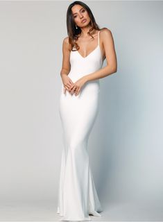 Browse the complete collection of stunning wedding dresses & bridal gowns online to find the perfect wedding gown to suit your wedding day. Slip Wedding Dress, How To Dress For A Wedding, Western Wedding Dresses, Classic Wedding Dress, Wedding Dress Trends, Princess Wedding Dresses, Bridal Dresses, Bridesmaid Dresses, Wedding Ideas