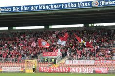 Grünwalder Stadion in München, Bayern