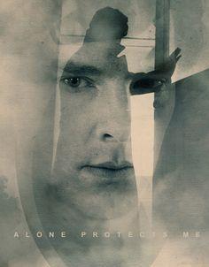 Alone protects me. Sherlock.