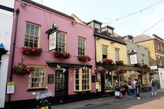 The Eel Pie - Church Street, Twickenham.
