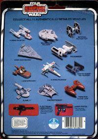 Star Wars Diecast Ships.