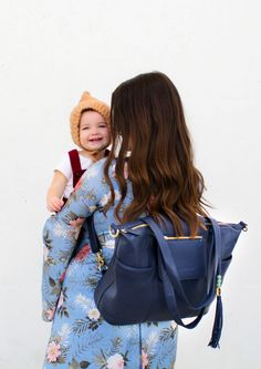 Let's build a better set of tools for motherhood, without breaking the bank. Lily Jade--crafting stunning leather diaper bag backpacks since 2013.