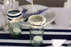 Nautical Baptism Party Ideas | Photo 2 of 14
