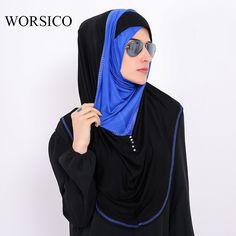 WORSICO Hot sale headband muslim bandanas Modal Fashion muslim scarf Double Color hijab islamic scarf muslim headscarf #Muslim fashion http://www.ku-ki-shop.com/shop/muslim-fashion/worsico-hot-sale-headband-muslim-bandanas-modal-fashion-muslim-scarf-double-color-hijab-islamic-scarf-muslim-headscarf/