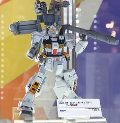 HGBC 1/144 Powered Arms パワーダー: New Hi Res Images @ Chara Hobby 2014, info http://www.gunjap.net/site/?p=203818