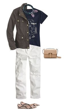 """""""look 231"""" by tres-chic-853 ❤ liked on Polyvore featuring J.Crew"""