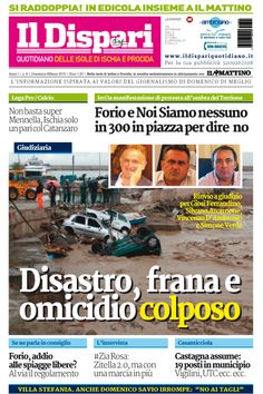 La copertina del 08 marzo 2015