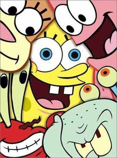 Each of the Main Characters in SpongeBob SquarePants Was Inspired by One of the Seven Deadly Sins - Shocking Facts You Never Knew