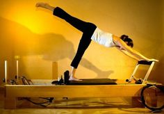 Pilates reformer...the best workout EVER!