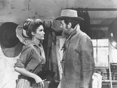 Susan Clark & Dean Martin (Showdown 1973) George Seaton. Photo Paramount Pictures