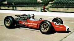 1964 Indianapolis 500 : Sir Jack Brabham, Brabham-Offenhauser BT12 #52