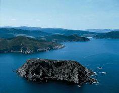 Illa de coelleira. Ria do barqueiro
